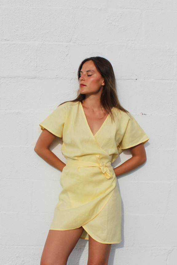 Roni Mini Dress by Lilya
